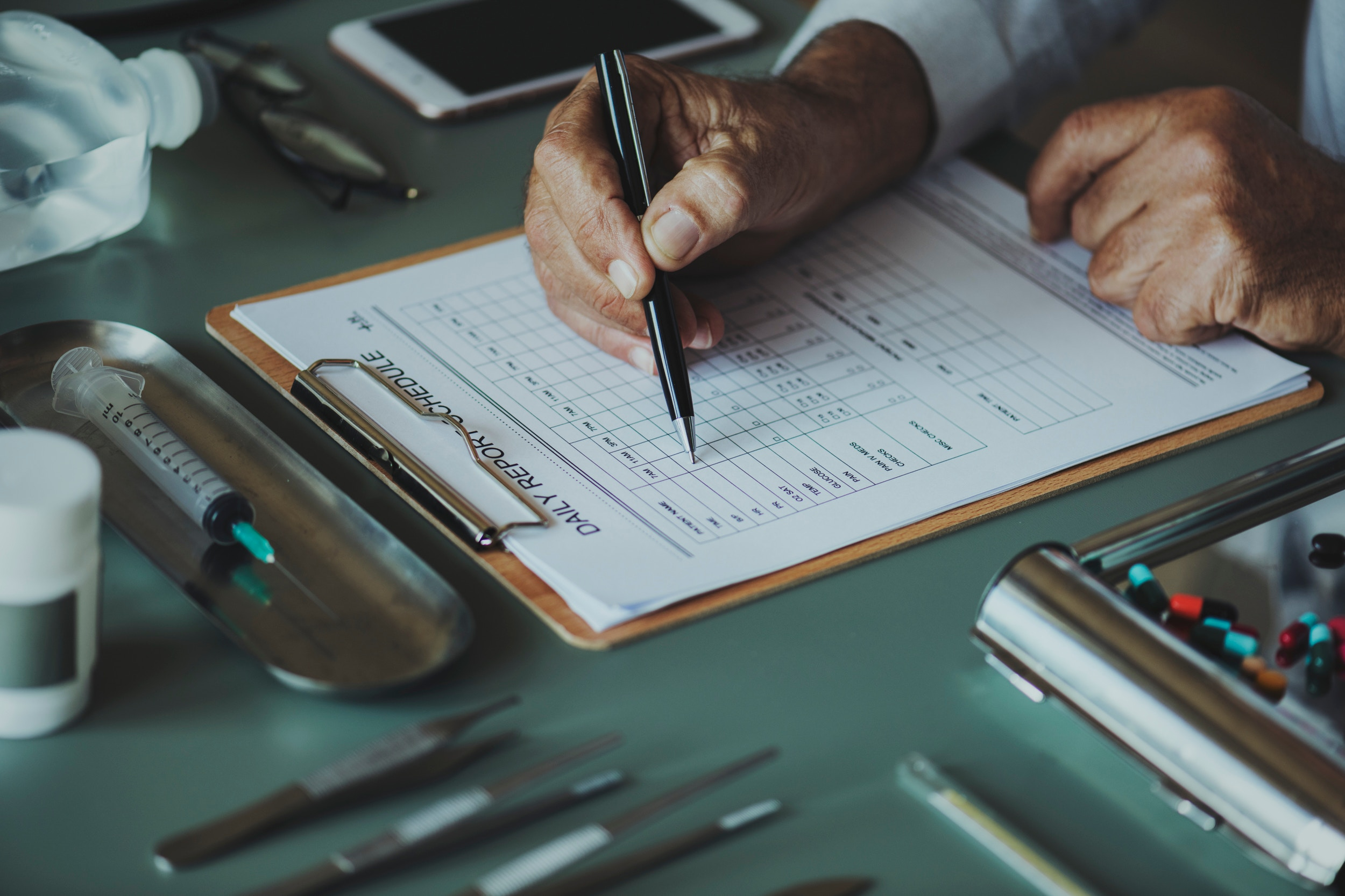 Knowing and Managing Your Patients (KM)